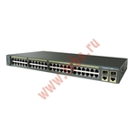 Коммутатор Catalyst 2960-48TC-L-SFP CISCO