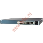 Коммутатор Catalyst 3560E 24TD-SD CISCO