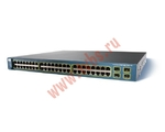 Коммутатор Catalyst 3560E 48TD-S CISCO